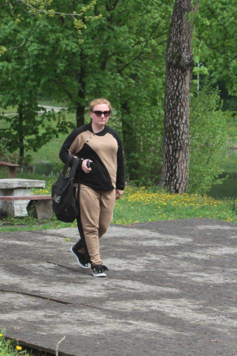 Костюм-прогулка